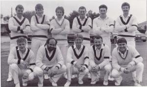 1st XI 1986