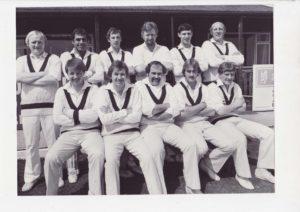 1st XI 1982